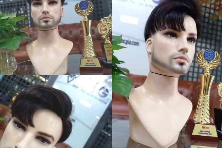 21+ Kiểu tóc nam đẹp 2021 giúp anh tút lại phong độ trán cao, tóc bò liếm