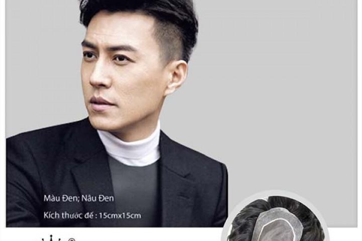 Vua tóc giả - cửa hàng bán tóc giả nam tại Hà Nội uy tín chất lượng
