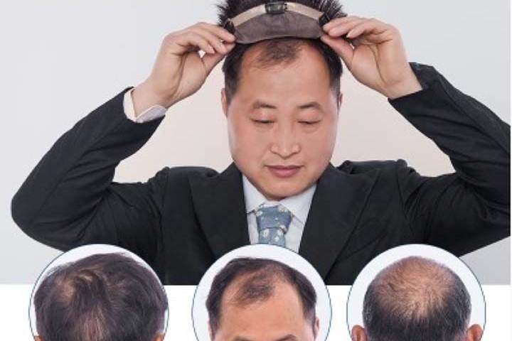 Duỗi tóc giả giữ được bao lâu?