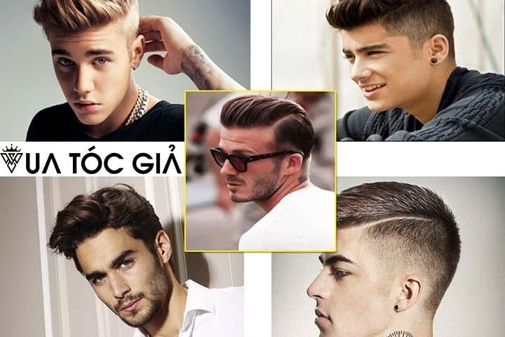 Tổng hợp các kiểu tóc giả nam đẹp được yêu thích nhất trong năm 2020