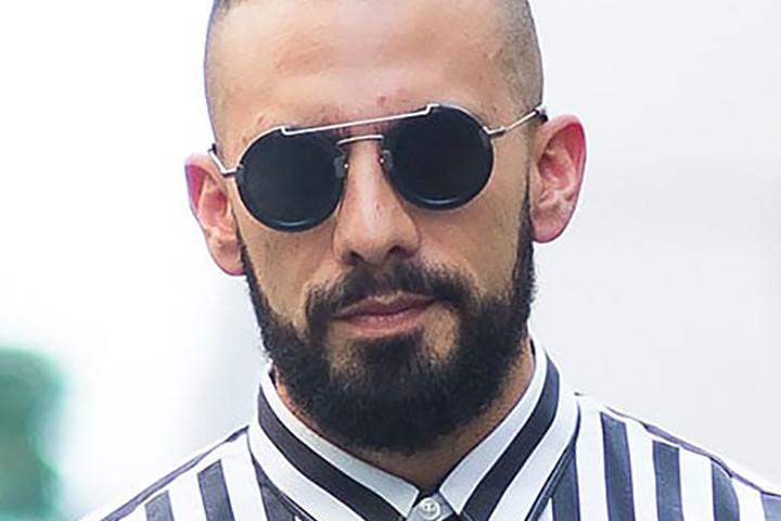 Kiểu tóc nam cho người trán hói mạnh mẽ và thu hút hơn
