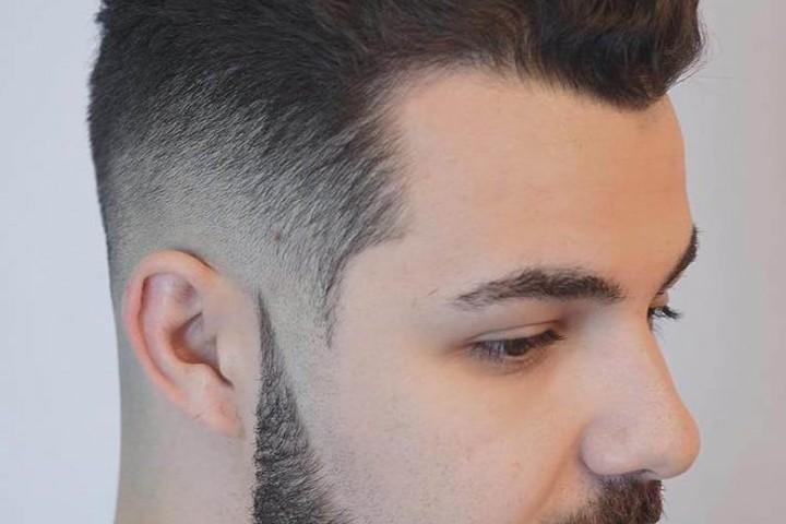 Các kiểu tóc nam ngắn gọn phong cách Châu Âu và Châu Á