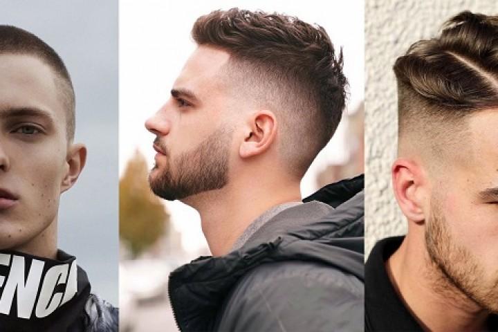 Kiểu tóc nam trán cao| 4 Kiểu tóc lên ngôi giúp bạn trở nên cá tính và mạnh mẽ hơn