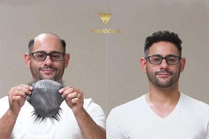 Kinh nghiệm đội tóc giả trông tự nhiên nhất