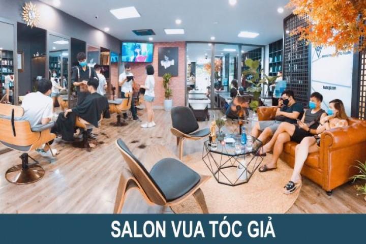 Dịch vụ Salon Tóc Giả Nam