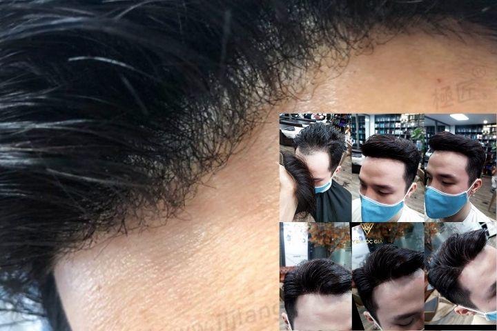 Đội tóc giả chính là xu hướng làm đẹp hiện nay của những người thành công!