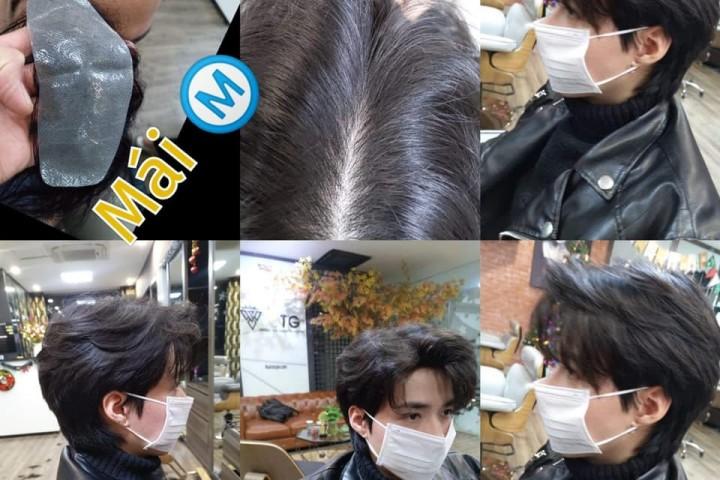 [TOP TREND] Xu hướng các kiểu tóc nam uốn phồng đẹp 2021