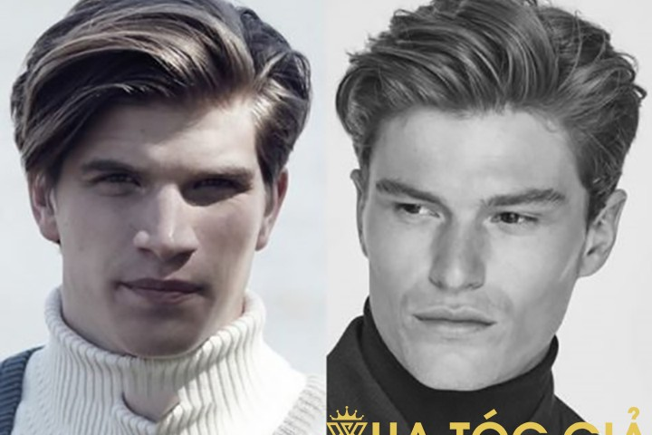Địa chỉ mua tóc giả nam dạng dán được nhiều người tin tưởng nhất hiện nay