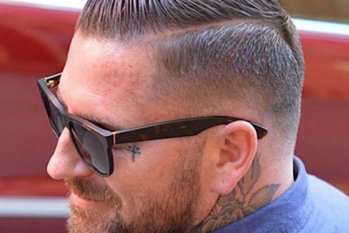 Tóc ngắn cho nam mặt dài trán cao bảnh bao và lịch lãm nhất